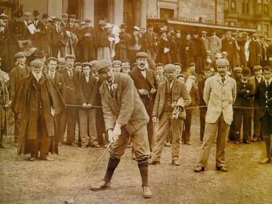 История гольфа