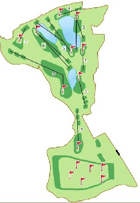 карта поля