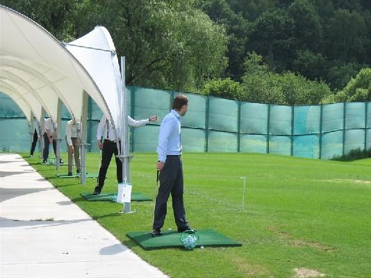 гольф клиника