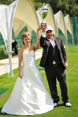 свадьба кубок